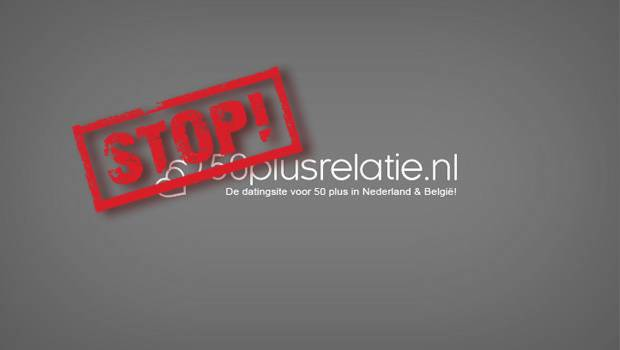 50PlusRelatie.nl opzeggen