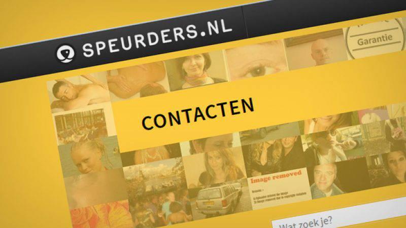 Contactadvertenties op Speurders