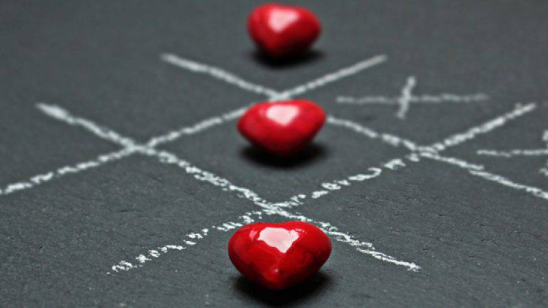 Geluk in het spel, ongelukkig in de liefde