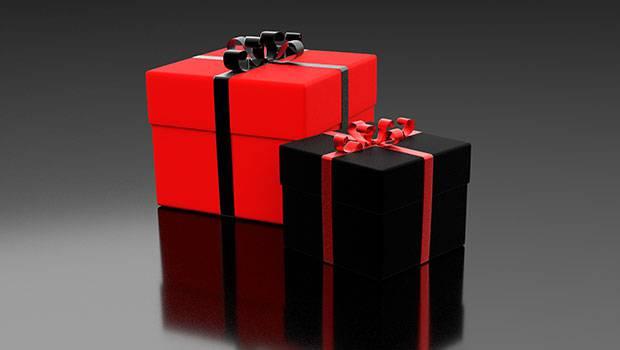 cadeau Valentijnsdag