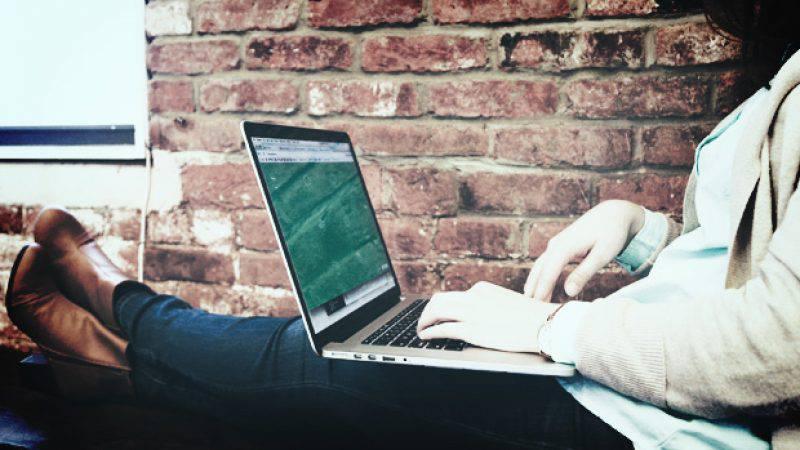 Liefde zoeken via chatrooms
