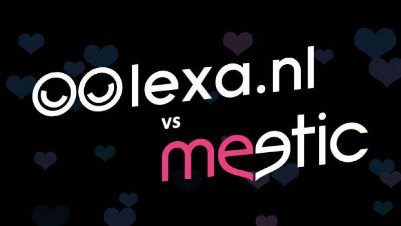 Wat is verschil tussen Lexa en Meetic?