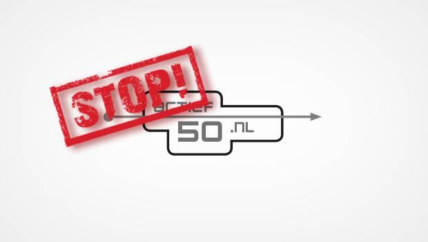 actief50.nl opzeggen