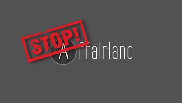 Affairland opzeggen