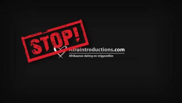 AfroIntroductions.com opzeggen