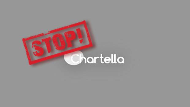 Chartella opzeggen