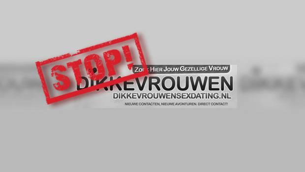 DikkeVrouwenSexdating.nl opzeggen