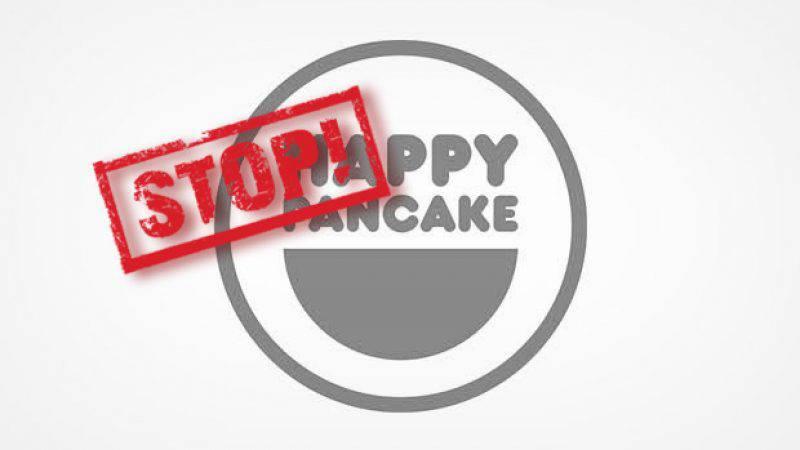 HappyPancake opzeggen