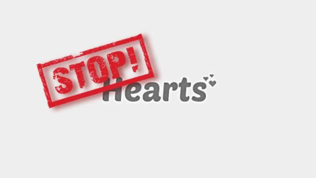 Hearts opzeggen