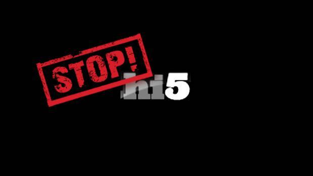 Hi5 opzeggen