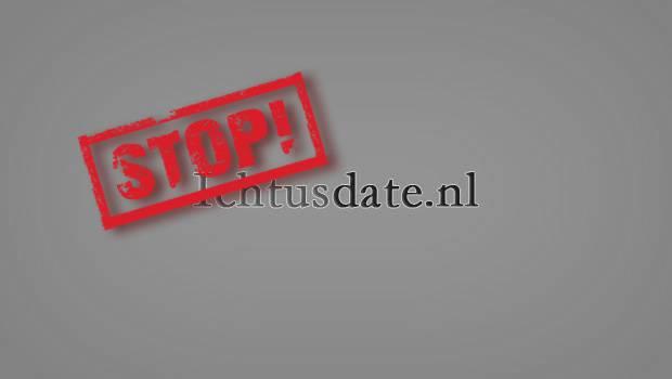 Ichtusdate.nl opzeggen
