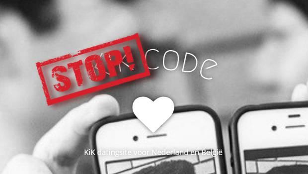 Kik Code opzeggen