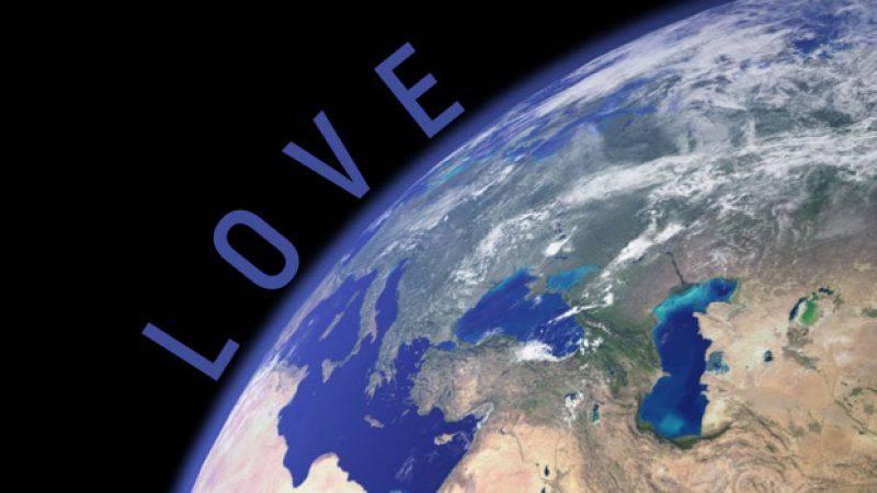 wereldwijd liefde