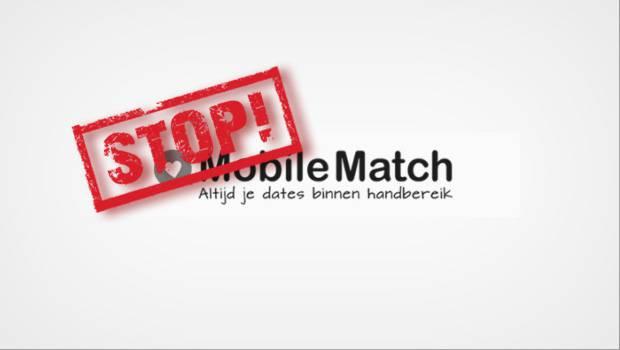 MobileMatch opzeggen