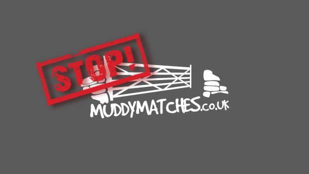 Muddy Matches opzeggen