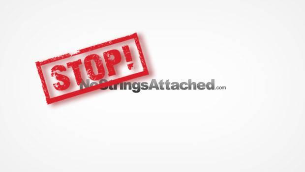 NoStringsAttached.com opzeggen