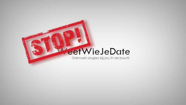 WeetWieJeDate.nl opzeggen