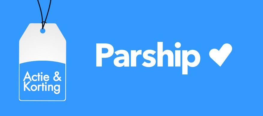 actie korting parship