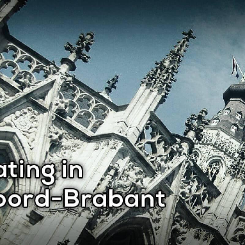 Daten in Noord-Brabant