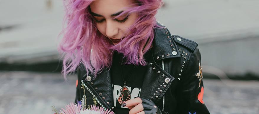 gothic meisje