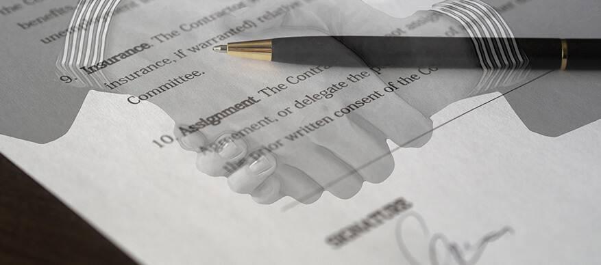 arbeidsovereenkomst