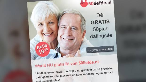 50liefde.nl kortingsactie