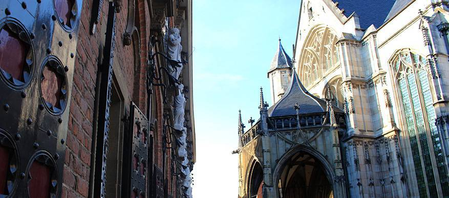 St Stevenskerk nijmegen
