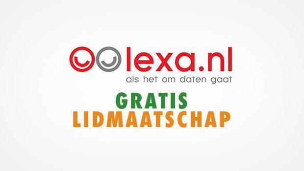 gratis lidmaatschap op Lexa