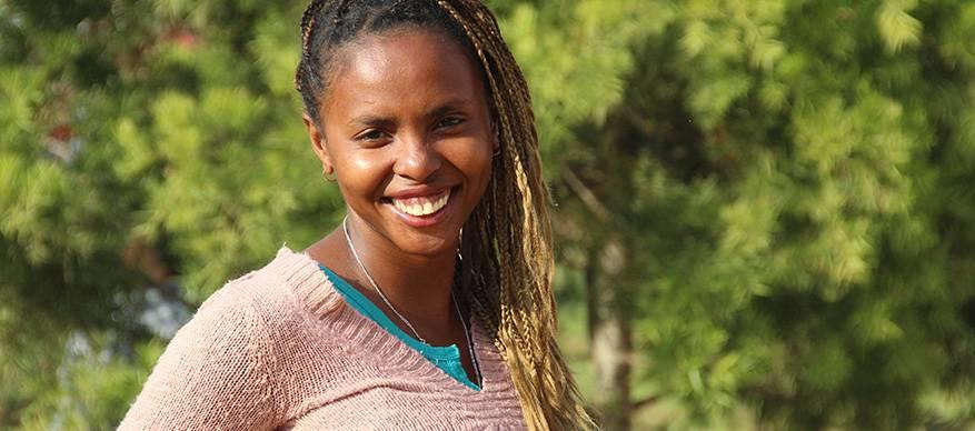 afrikaanse vrouw