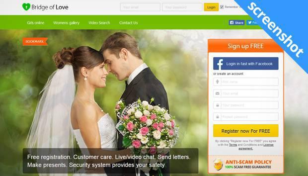 geen register online dating