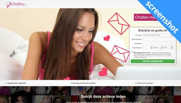 ChatNu.nl screenshot
