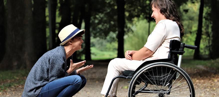 gehandicapte