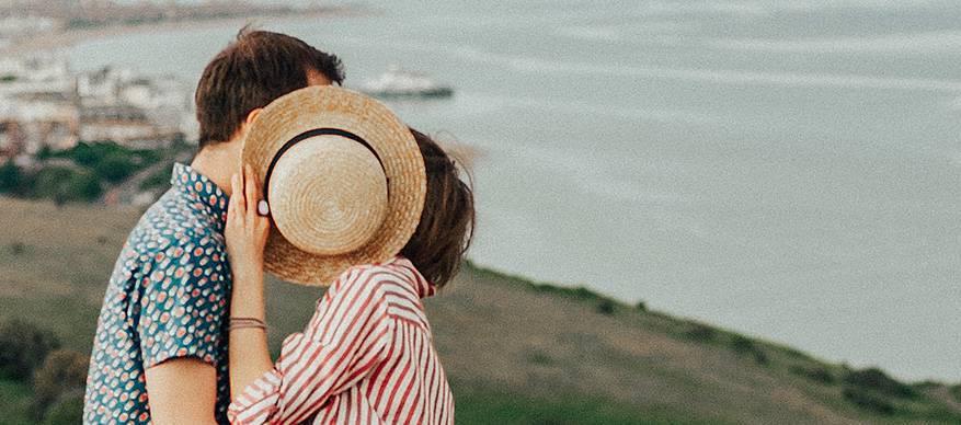 geluk liefde