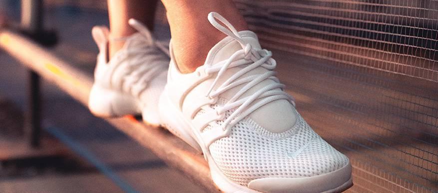gemakkelijke schoenen dragen
