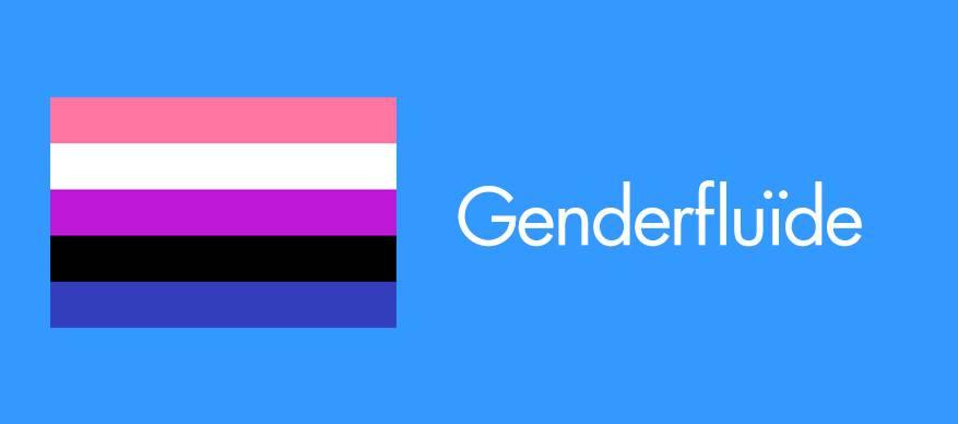 Genderfluïde
