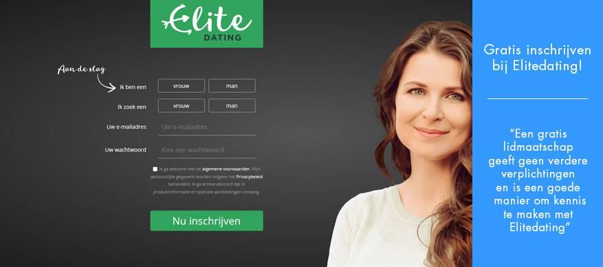 gratis aanmelden elitedating