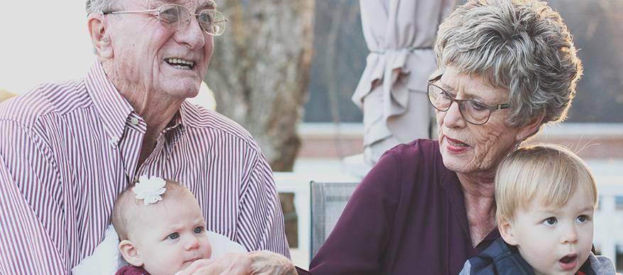 grootouders kinderen
