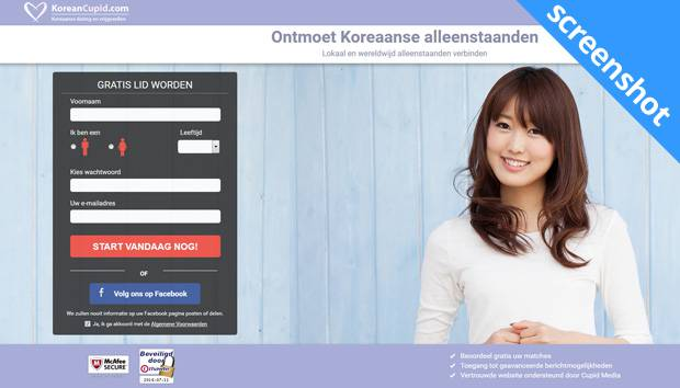 Dating Koreaanse online