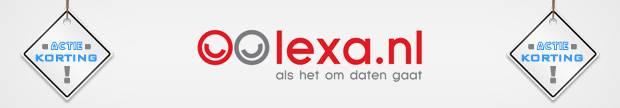 lexa actie kortingscodes