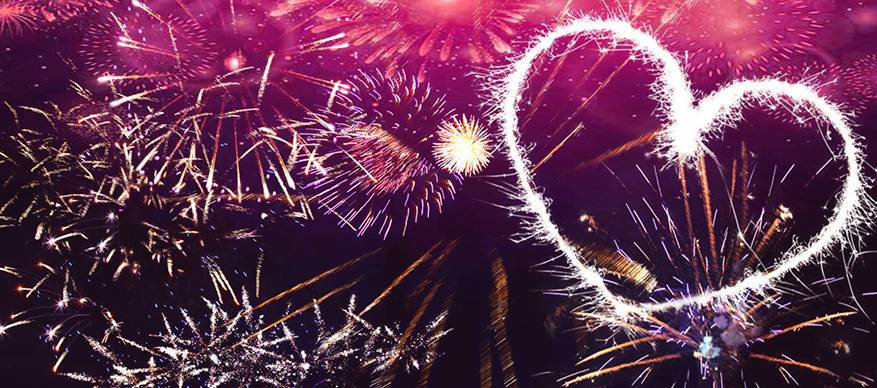 liefde nieuw jaar