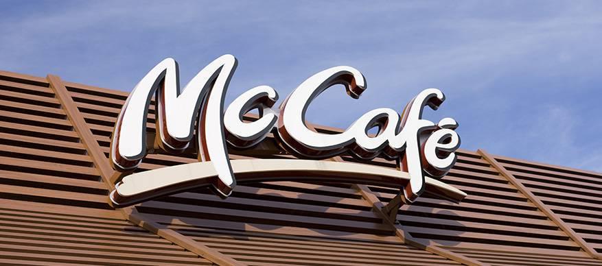 Mac Donalds Café