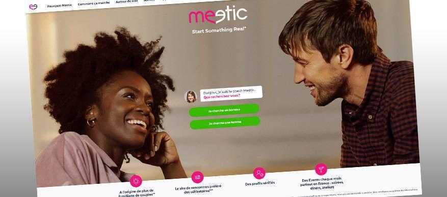 meetic website