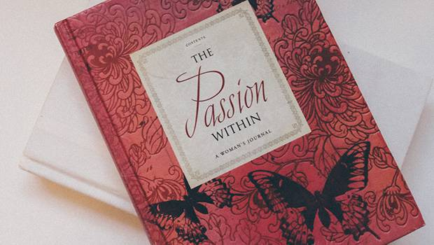 boek the passion within