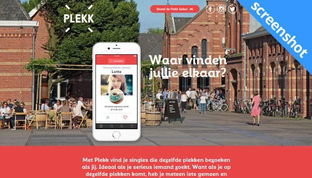 Plekk App screenshot