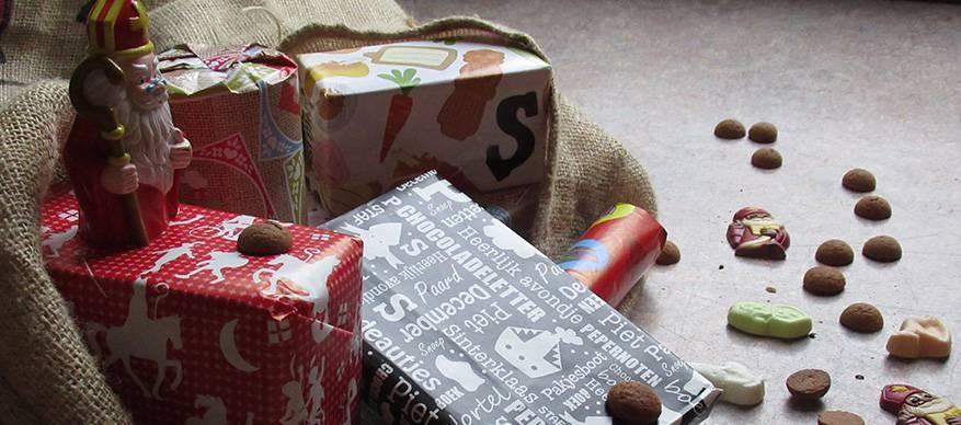 sinterklaas cadeau's