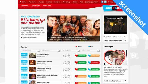 Kijk speed dating online Bijbelse advies voor dating