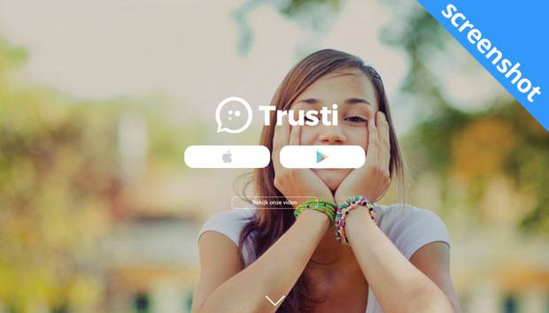 Trusti screenshot