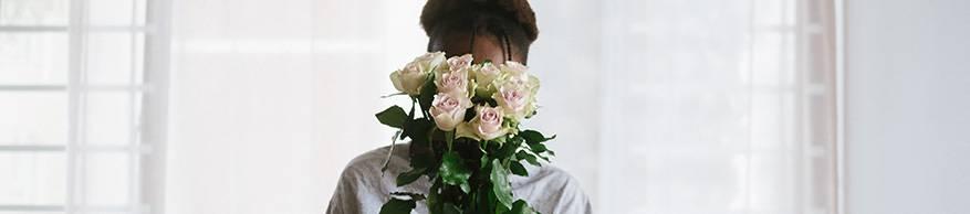 valentijnsdag cadeau bloemen