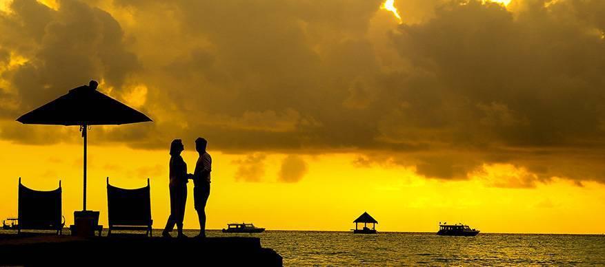 verliefd vakantieliefde