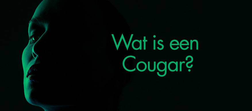 wat is een cougar